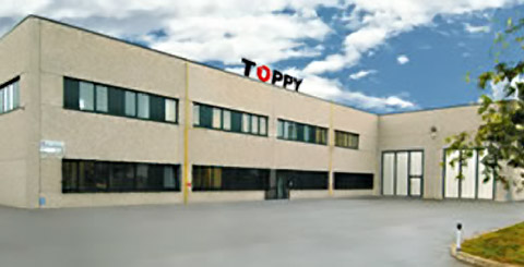 Toppy company history, About Us