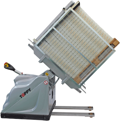 Pallet Changer, Home