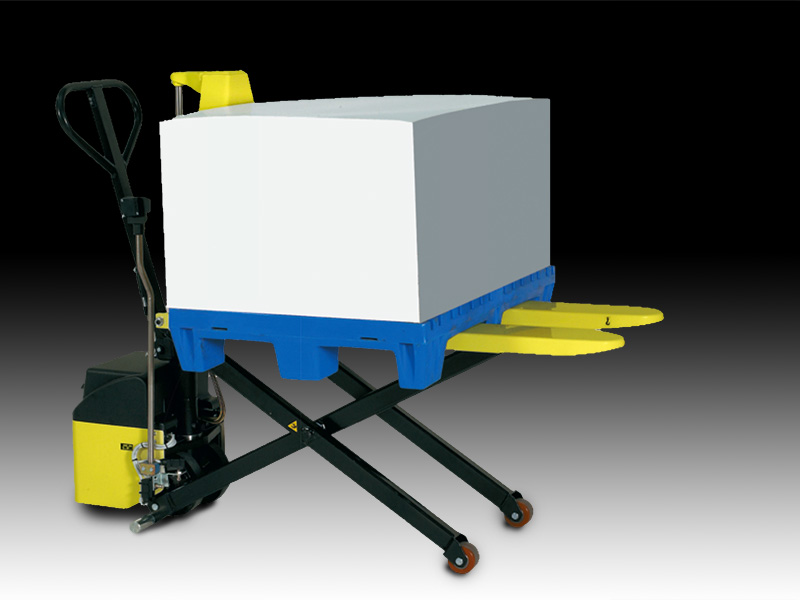 Pallet Jack with photocell Toppy Eye
