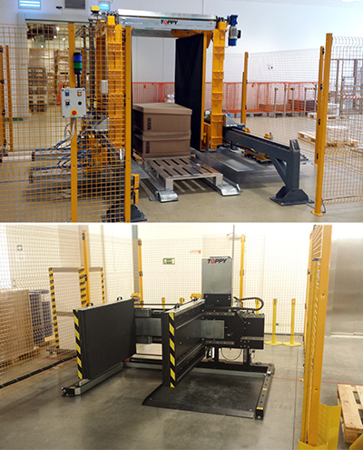 new pallet changer in Russia