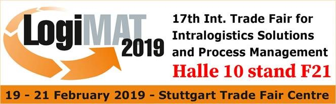 Exhibition Logimat 2019 High res