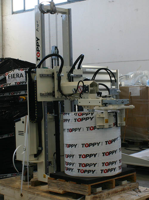 used pallet inverter, Used pallet inverter, pile turner, roll turner and for rental – Toppy