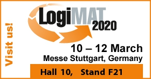 logimat 2020 button toppy