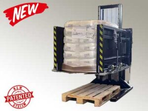 mobile pallet changer toppy falcon wings low