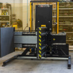 Pallet changer toppy side mover 3